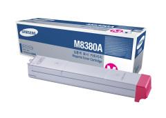 Toner do tiskárny Originální toner Samsung CLX-M8380A (Purpurový)