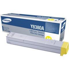 Toner do tiskárny Originální toner Samsung CLX-Y8380A (Žlutý)