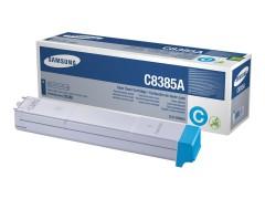 Toner do tiskárny Originální toner Samsung CLX-C8385A (Azurový)