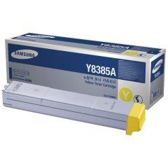 Toner do tiskárny Originální toner Samsung CLX-Y8385A (Žlutý)