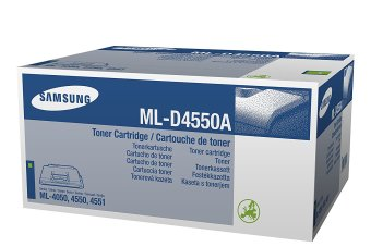 Originální toner Samsung ML-D4550A (Černý)
