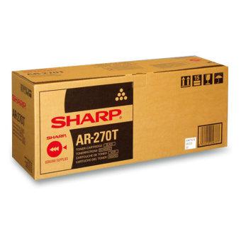 Originální toner Sharp AR-270T (Černý)