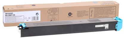 Originální toner Sharp DX-25GTCA (Azurový)