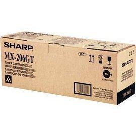 Originální toner Sharp MX206GT (Černý)