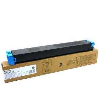 Originální toner Sharp MX-23GTCA (Azurový)