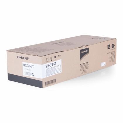 Originální toner Sharp MX-315GT (Černý)