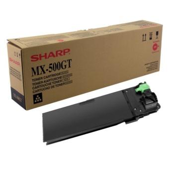 Originální toner Sharp MX-500GT (Černý)