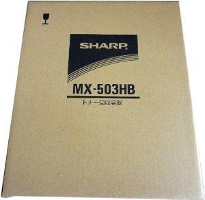 Originální odpadní nádobka Sharp MX-503HB