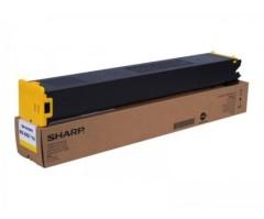 Toner do tiskárny Originální toner Sharp MX-61GTYA (Žlutý)