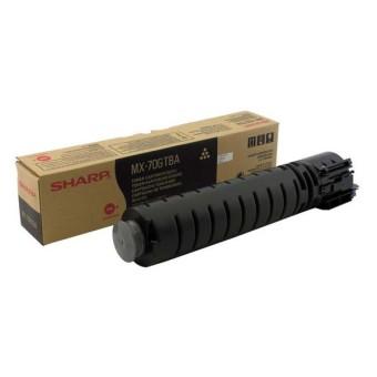 Originální toner Sharp MX-70GTBA (Černý)