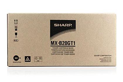 Originální toner Sharp MXB20GT1 (Černý)
