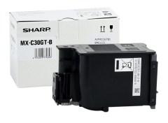 Toner do tiskárny Originální toner Sharp MX-C30GTB (Černý)