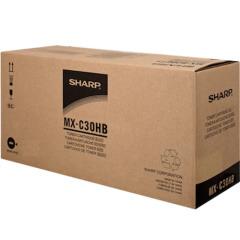 Toner do tiskárny Originální odpadní nádobka Sharp MX-C30HB