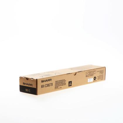 Originální toner Sharp MX-C38GTB (Černý)