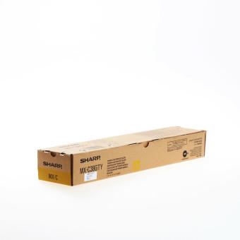 Originální toner Sharp MX-C38GTY (Žlutý)