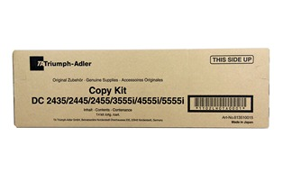 Originální toner TRIUMPH ADLER 613510015 (Černý)