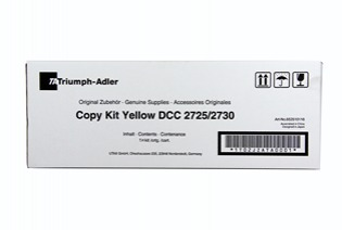 Originální toner TRIUMPH ADLER TK-Y2725 (Žlutý)