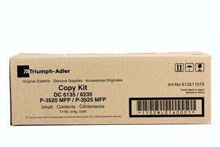Originální toner TRIUMPH ADLER 613511015 (Černý)