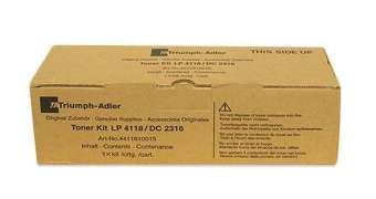 Originální toner TRIUMPH ADLER TK-4118 (Černý)
