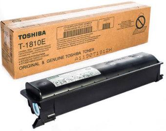 Originální toner Toshiba T1810E (Černý)