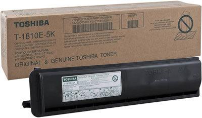 Originální toner Toshiba T1810E-5K (Černý)