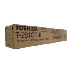 Toner do tiskárny Originální toner Toshiba T281CE K (Černý)