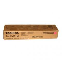 Toner do tiskárny Originální toner Toshiba T281CE M (Purpurový)
