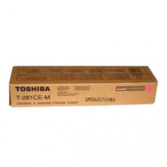 Originální toner Toshiba T281CE M (Purpurový)