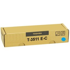 Toner do tiskárny Originální toner Toshiba T3511E C (Azurový)