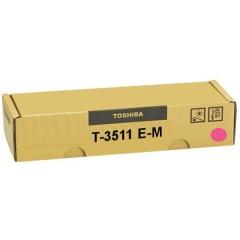 Toner do tiskárny Originální toner Toshiba T3511E M (Purpurový)