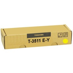 Toner do tiskárny Originální toner Toshiba T3511E Y (Žlutý)