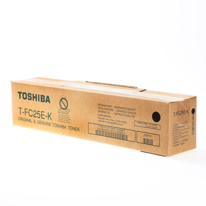 Originální toner Toshiba TFC25E K (Černý)