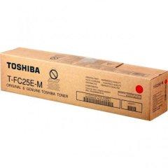 Toner do tiskárny Originální toner Toshiba TFC25E M (Purpurový)