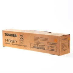 Toner do tiskárny Originální toner Toshiba TFC25E Y (Žlutý)