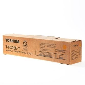 Originální toner Toshiba TFC25E Y (Žlutý)