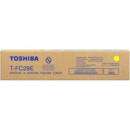 Originální toner Toshiba TFC28E Y (Žlutý)