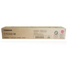 Toner do tiskárny Originální toner Toshiba TFC30E M (Purpurový)