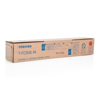 Originální toner Toshiba TFC50E M (Purpurový)