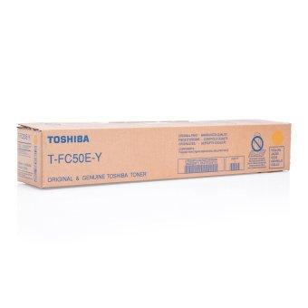 Originální toner Toshiba TFC50E Y (Žlutý)
