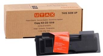Originální toner UTAX 611810015 (611810010) (Černý)