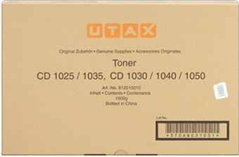 Originální toner UTAX CD-1025 (Černý)