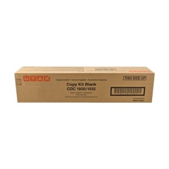 Toner do tiskárny Originální toner UTAX 653010010 (Černý)