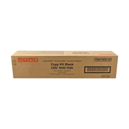 Originální toner UTAX 653010010 (Černý)