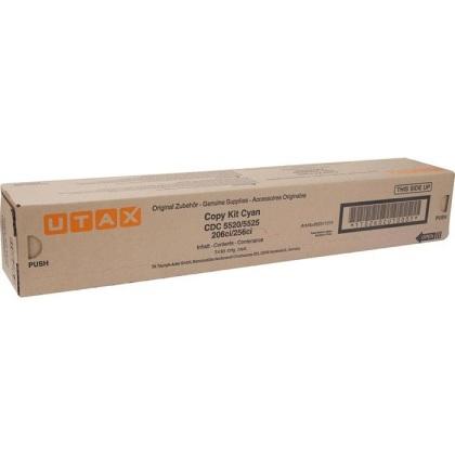 Originální toner UTAX 652511011 (Azurový)
