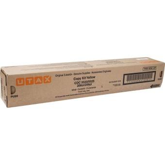 Originální toner UTAX 652511016 (Žlutý)