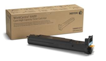 Originální toner XEROX 106R01317 (Azurový)