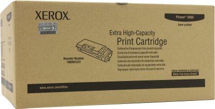 Originální toner XEROX 106R01372 (Černý)