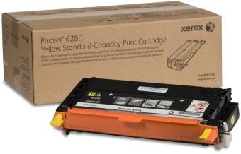 Originální toner XEROX 106R01390 (Žlutý)