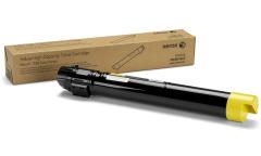 Toner do tiskárny Originální toner XEROX 106R01445 (Žlutý)