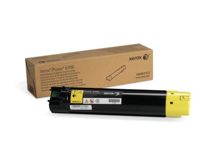 Originální toner XEROX 106R01513 (Žlutý)
